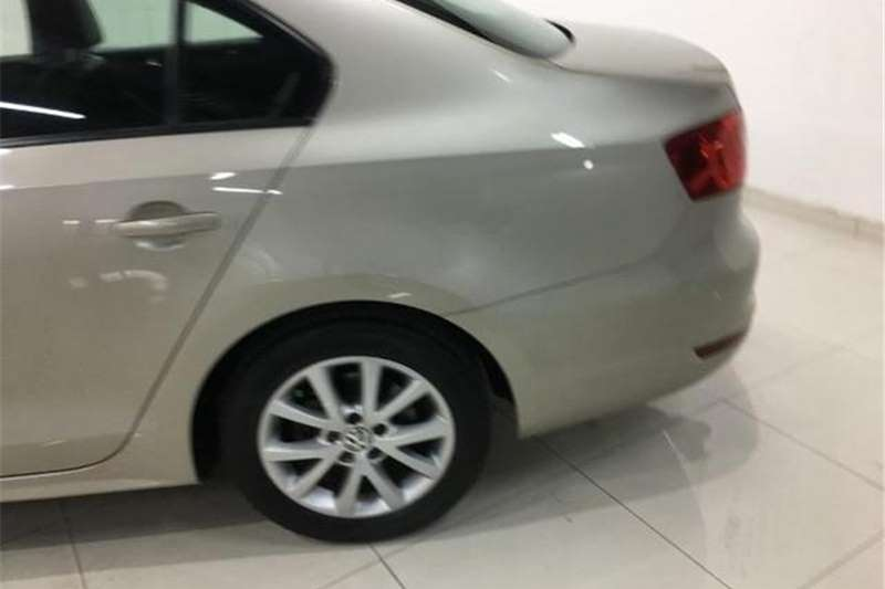 VW Jetta 1.4TSI Comfortline Auto 2012
