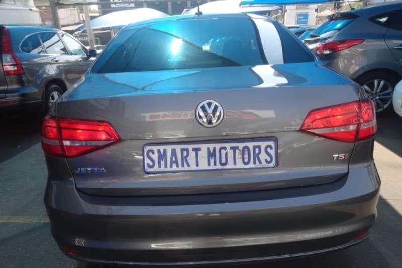 VW Jetta 1.4TSI Comfortline auto 2015