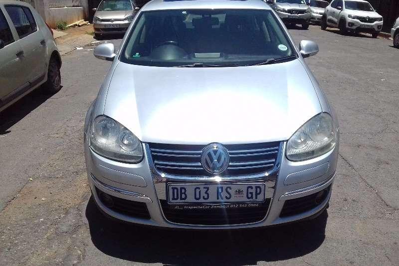 VW Jetta 1.6 2010