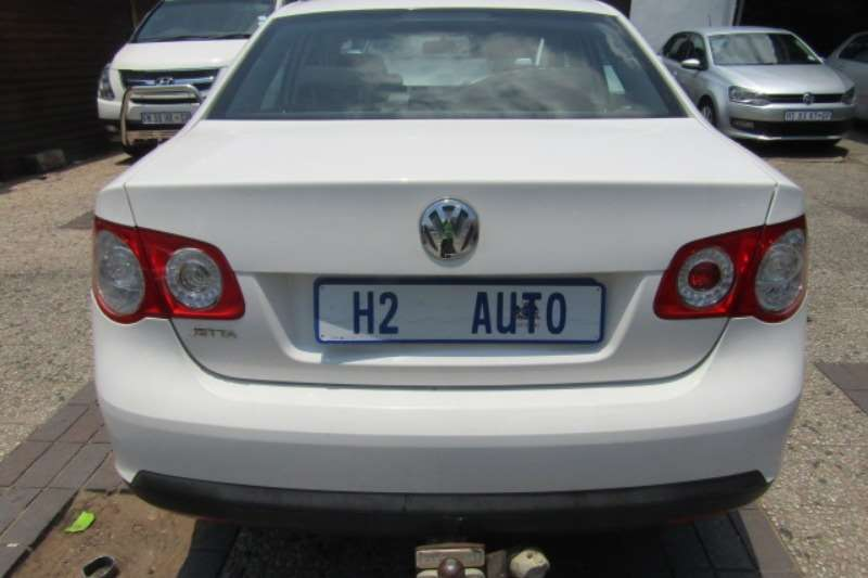 VW Jetta 1.6 Comfortline 2007