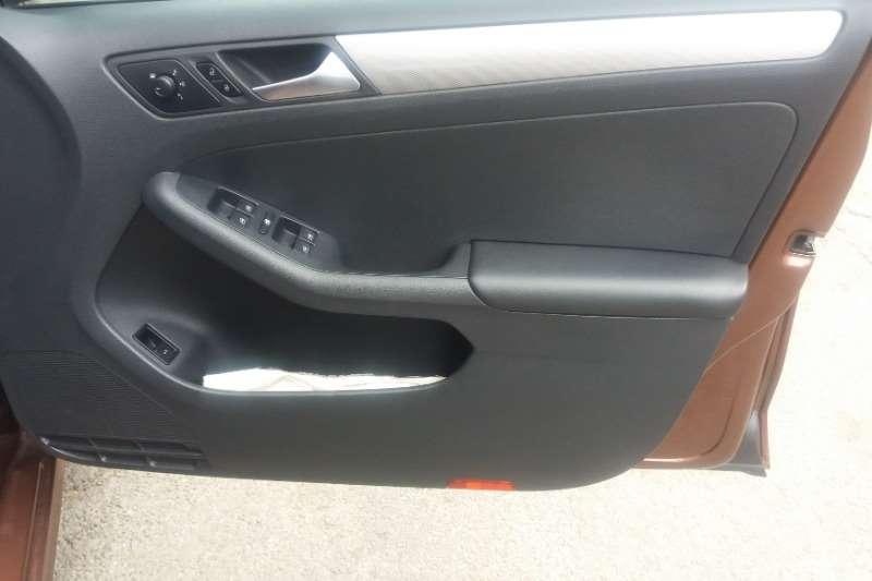 VW Jetta 1.6 Comfortline 2017