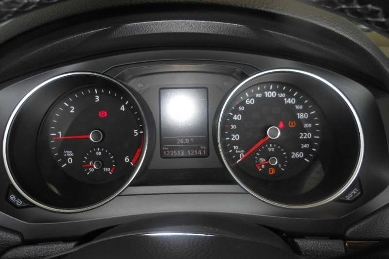 VW Jetta 1.6TDI Comfortline 2015