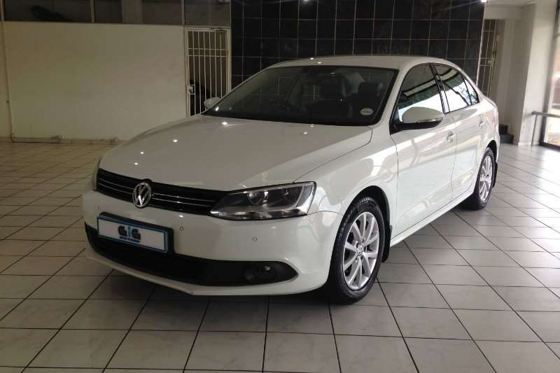 VW Jetta 1.6TDI Comfortline (One owner) 2014