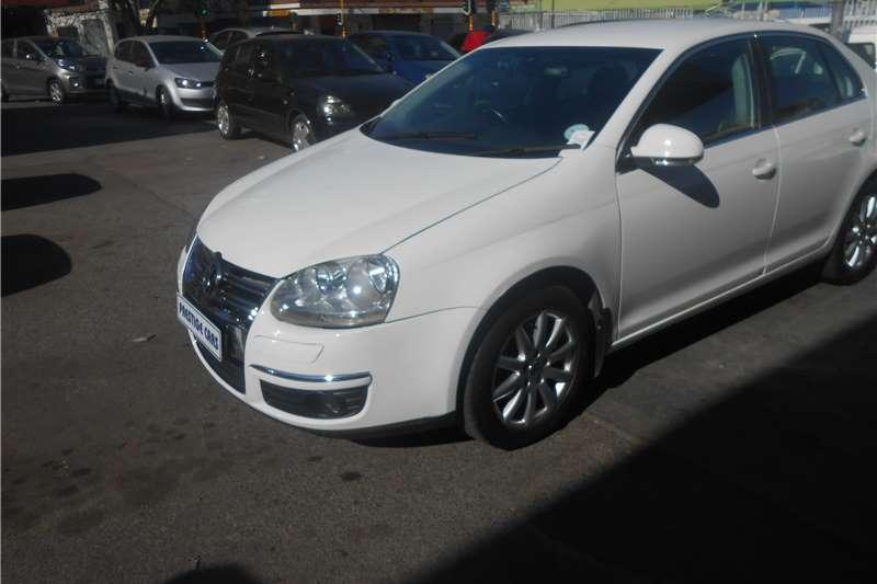 VW Jetta 2.0 TDI 2008