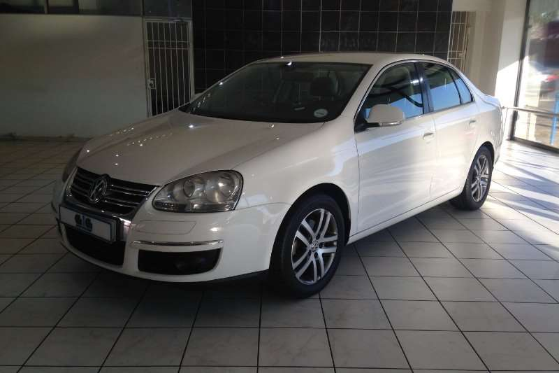 VW Jetta 2.0FSI Sportline  (One Owner) 2007
