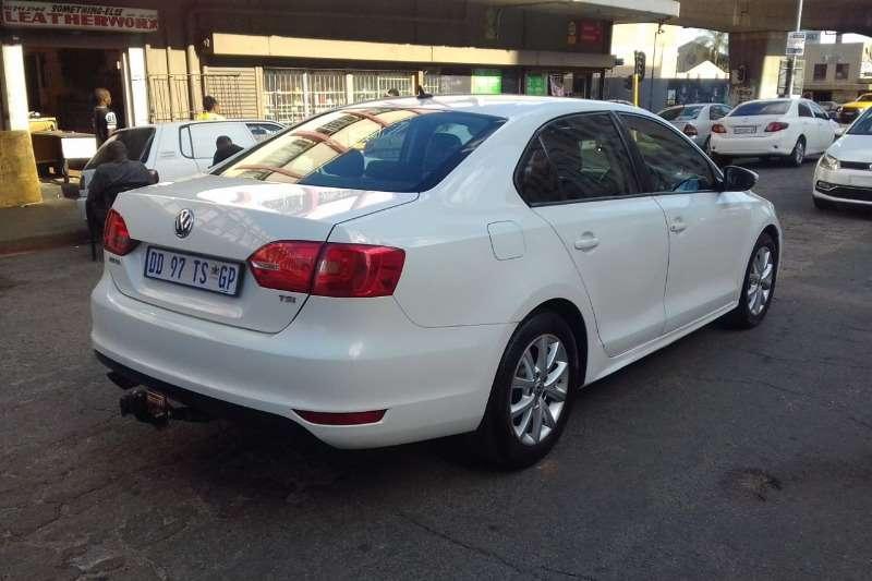 VW Jetta VI 1.4 TSi COMFORTLINE 2014