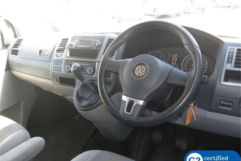 VW Kombi 2.0TDI 103kW SWB 2015
