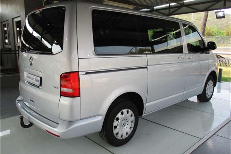 VW Kombi 2.0TDI 75kW SWB 2014