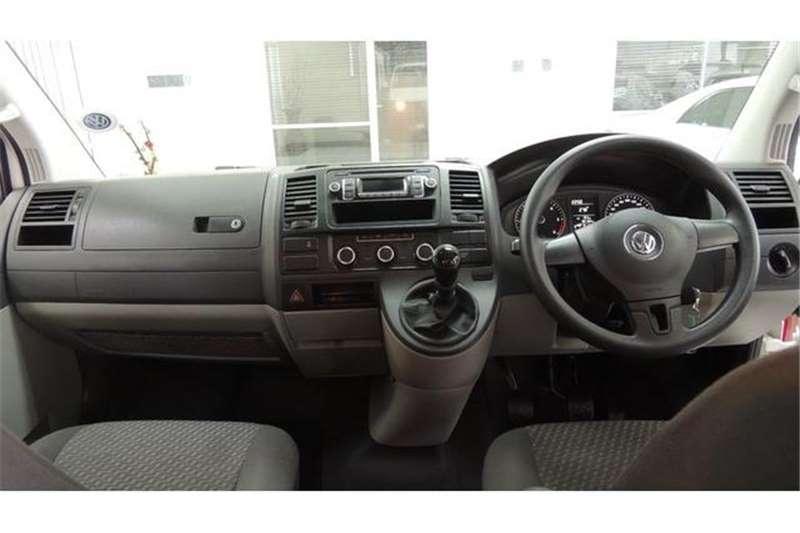 VW Kombi 2.0TDI 75kW SWB Trendline 2014