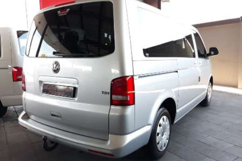 VW Kombi 2.0TDI SWB Trendline 2014