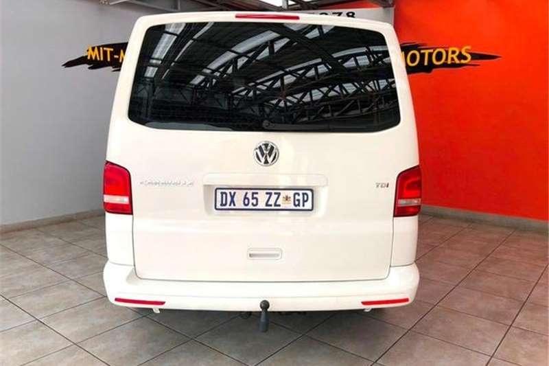 VW Kombi 2.0TDI SWB Trendline Auto 2015