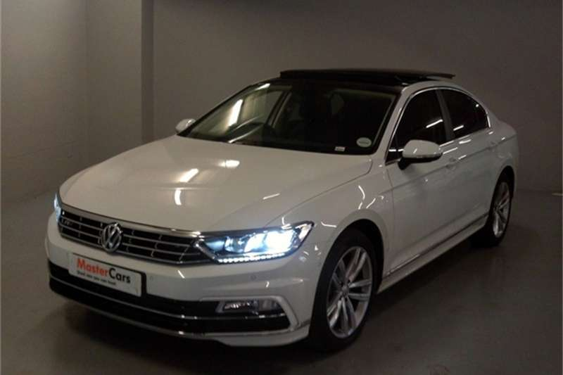 2018 vw passat 1 4tsi luxury sedan petrol fwd automatic cars for sale in gauteng r 427. Black Bedroom Furniture Sets. Home Design Ideas