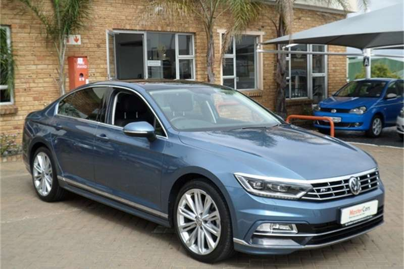 2018 vw passat 2 0tsi r line auto sedan petrol fwd automatic cars for sale in gauteng. Black Bedroom Furniture Sets. Home Design Ideas