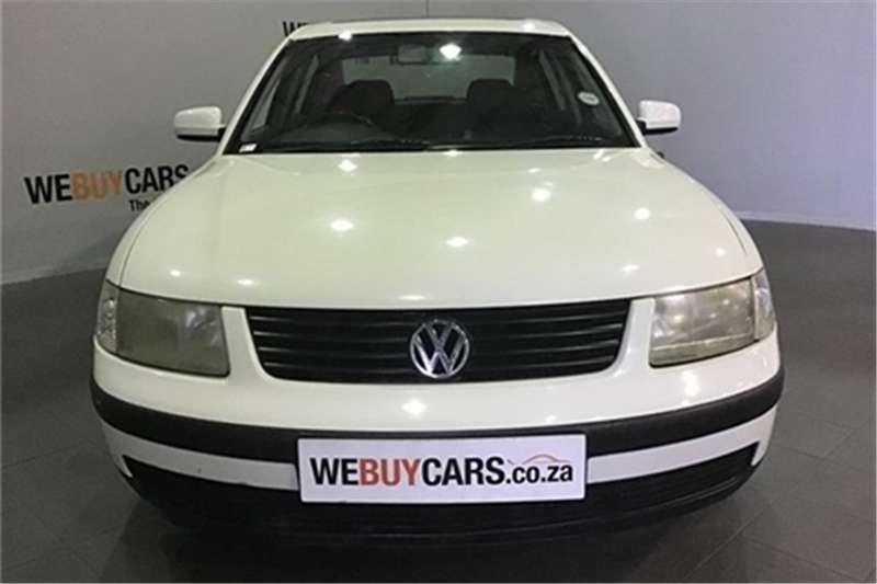 VW Passat 2000