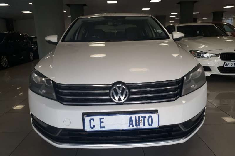2011 VW Passat 2.0TDI Highline DSG