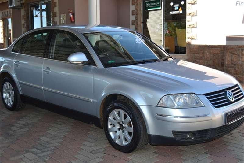 2005 VW Passat 1.9TDI