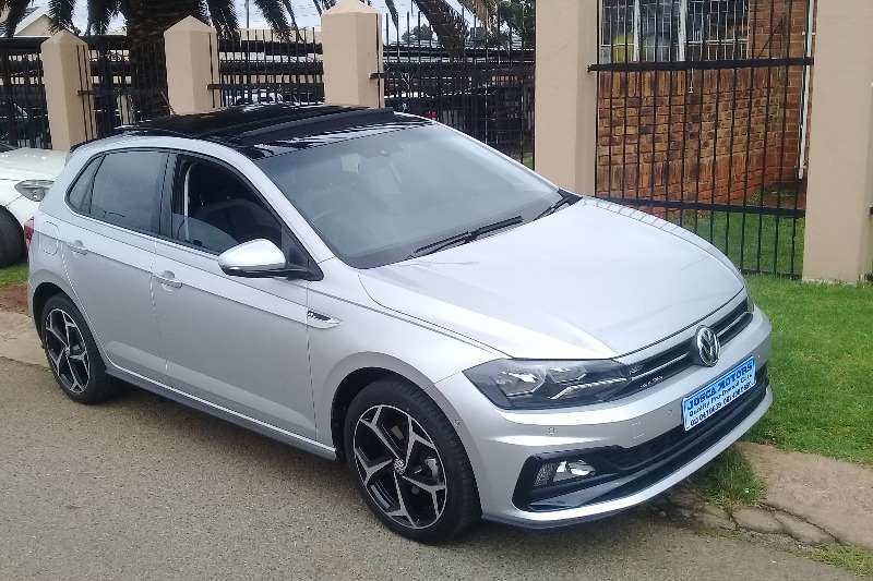 VW Polo 1.0TSI Highline R Line Auto 2018