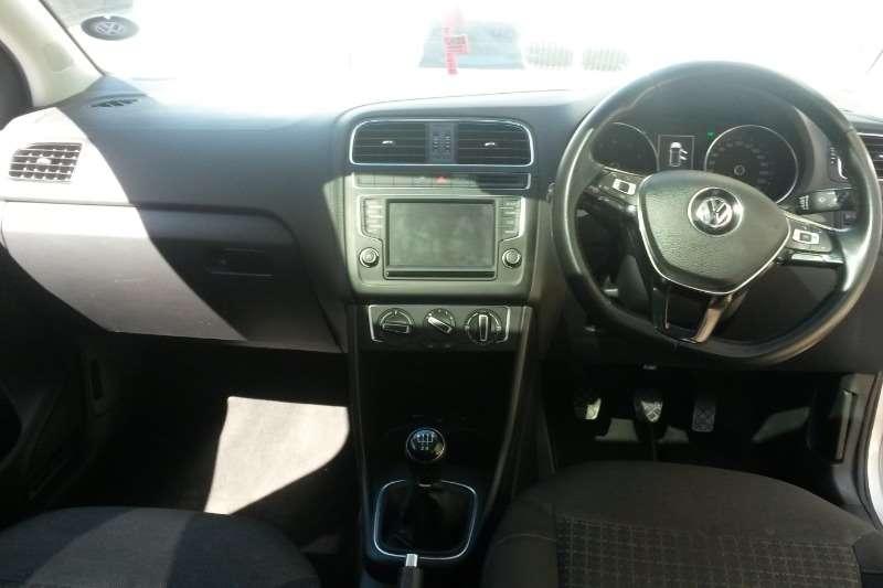 VW Polo 1.2TSI Comfortline 2015