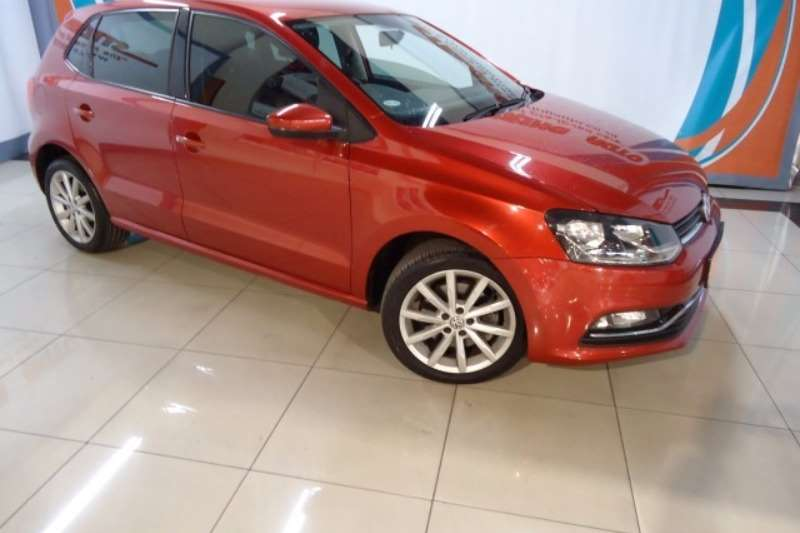 VW Polo 1.2TSI Highline DSG 2015