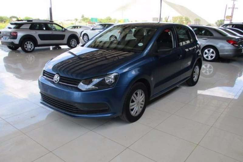 2016 vw polo 1 2tsi trendline hatchback petrol fwd manual cars for sale in gauteng r. Black Bedroom Furniture Sets. Home Design Ideas