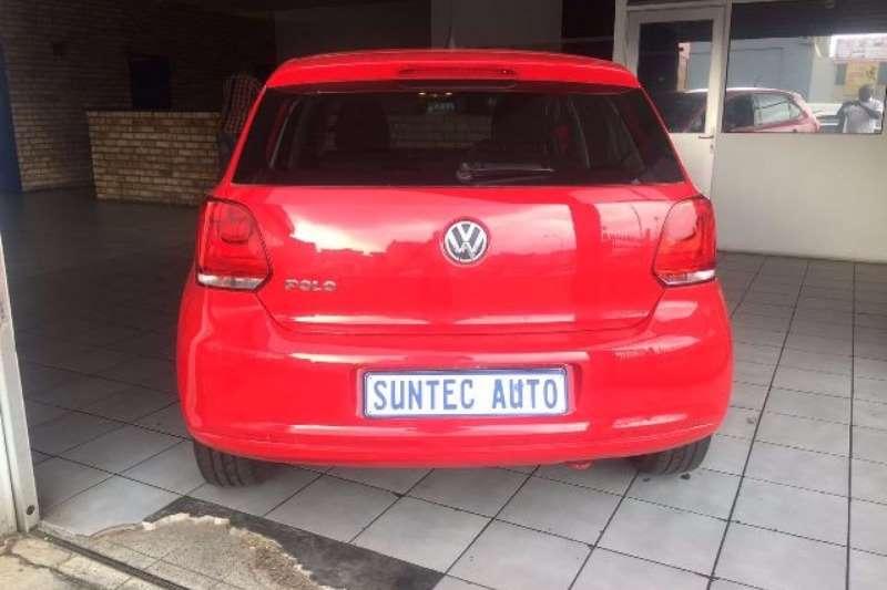 VW Polo 1.4 Comfortline 2012