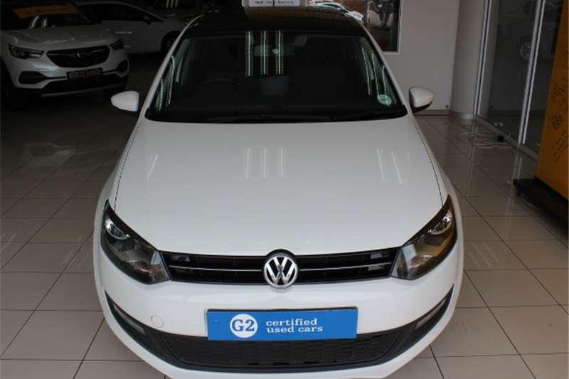 VW Polo 1.4 Comfortline 2014