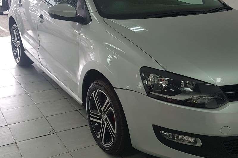 VW Polo 1.4 Trendline 2013