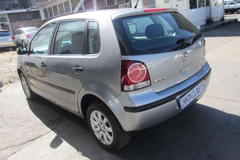 VW Polo 1.6 Comfortline 2009