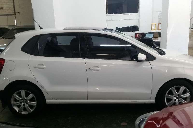 VW Polo 1.6 Comfortline 2013