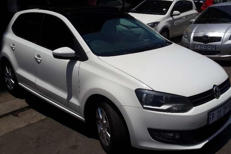 VW Polo 1.6 Comfortline 2014