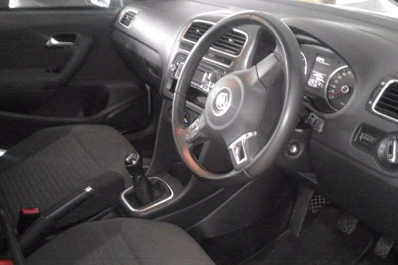 VW Polo 1.6 Comfortline 5 DOOR 2013