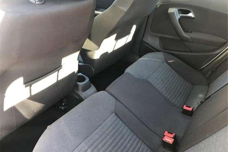 VW Polo 1.6 Comfortline Auto 2010