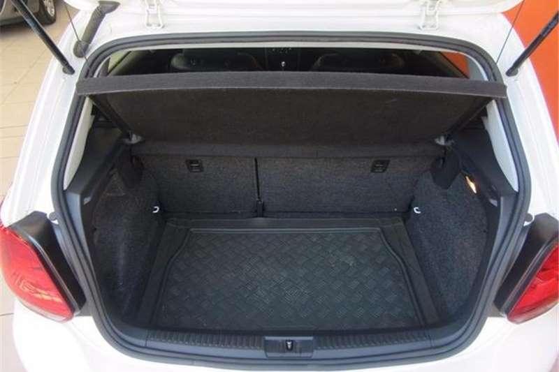 VW Polo 1.6 Comfortline auto 2012