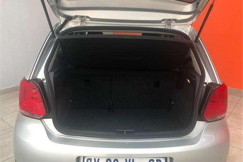 VW Polo 1.6 Comfortline auto 2014