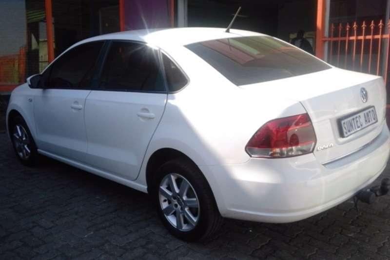 VW Polo 1.6 Comfortline sedan 2012