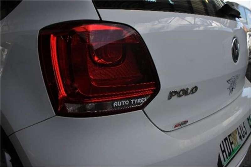 VW Polo 1.6TDI Comfortline 2013