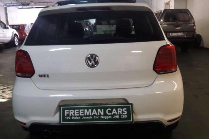VW Polo 1.8 GTI 2013