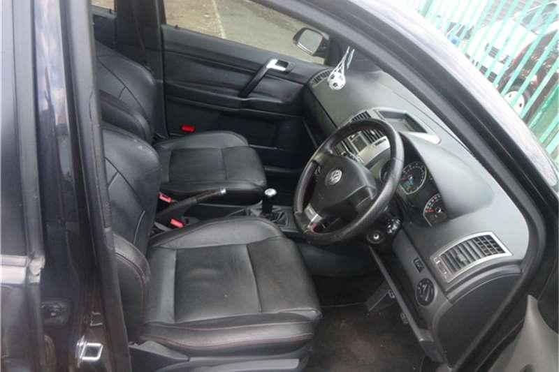 VW Polo 1.8 GTI TURBO 2008