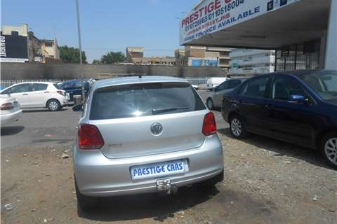 VW Polo 6 1.4 Hatchback Comfortline 2012