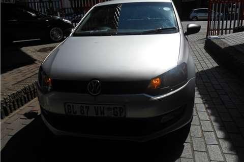 VW Polo 6 1.4 Trendline 2011
