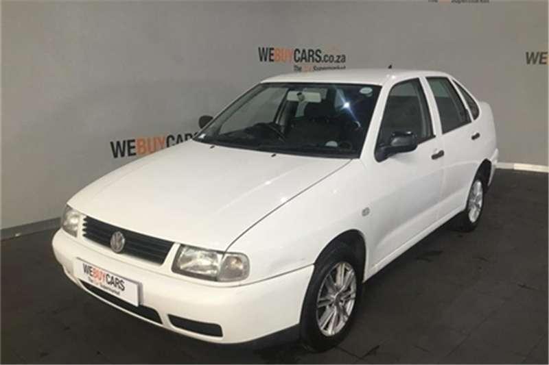 2002 VW Polo Classic