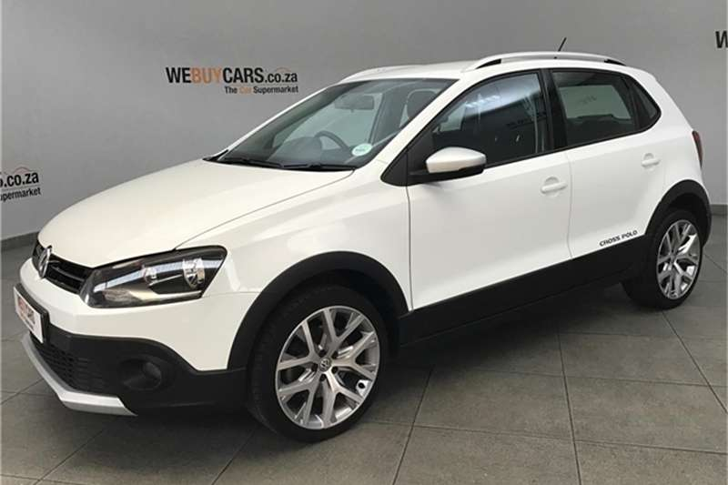 VW Polo Cross Polo 1.4TDI 2016