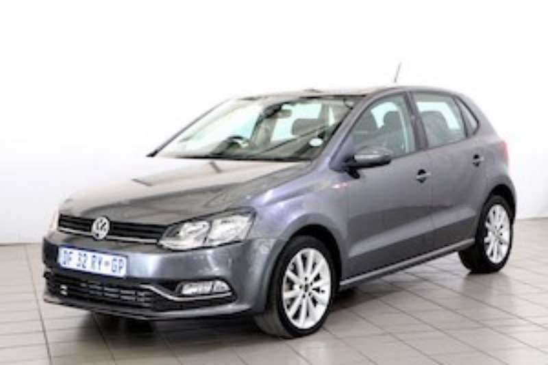 VW Polo GP 1.2 TSi HIGHLINE 2014
