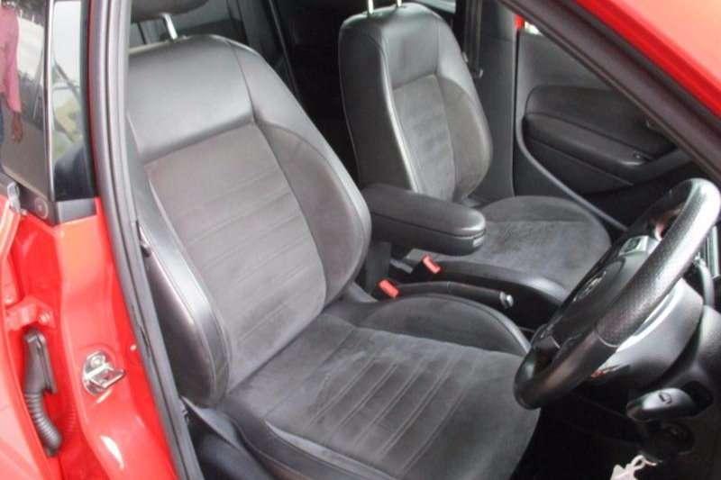 VW Polo GTI 1.4 TSI DSG 2014