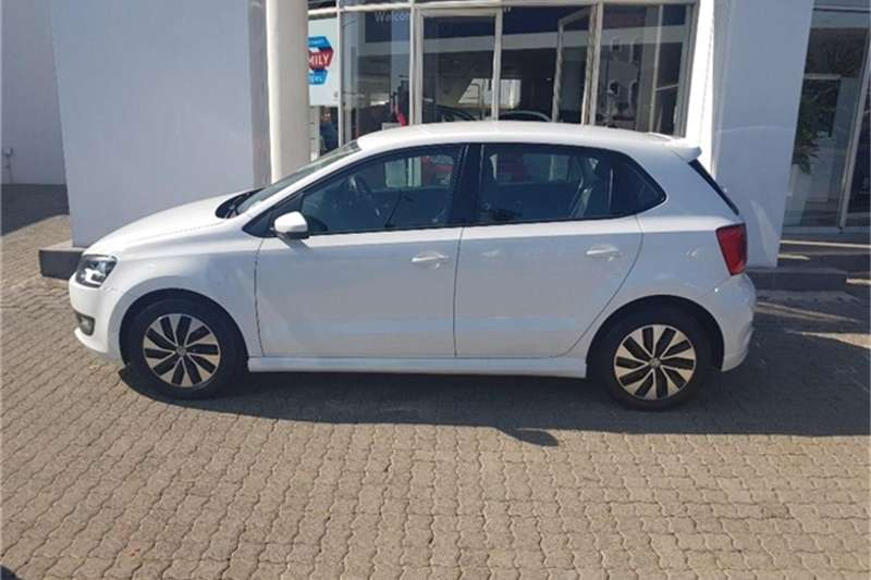 VW Polo hatch 1.0TSI BlueMotion 2017