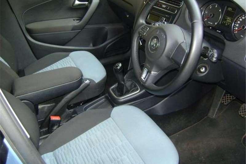 VW Polo Hatch 1.2TDI BlueMotion 2013