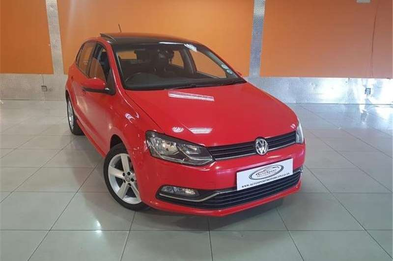 VW Polo Hatch 1.2TSI Comfortline 2014