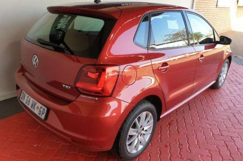 VW Polo hatch 1.2TSI Comfortline 2015