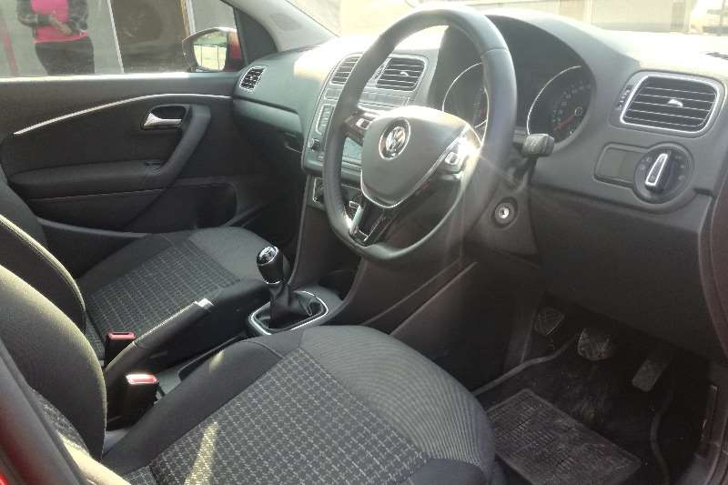 VW Polo hatch 1.2TSI Comfortline 2017
