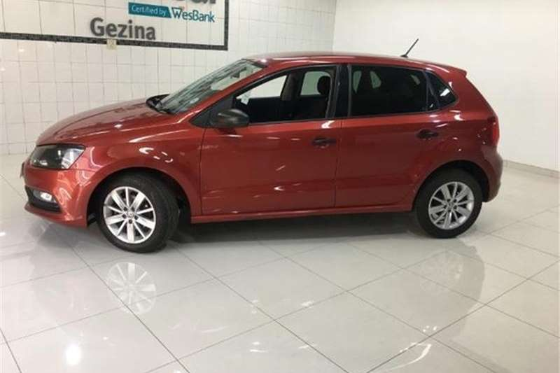 VW Polo Hatch 1.2TSI Trendline 2016